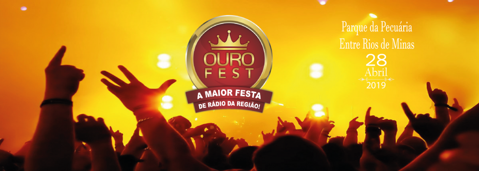 OURO FEST 2019